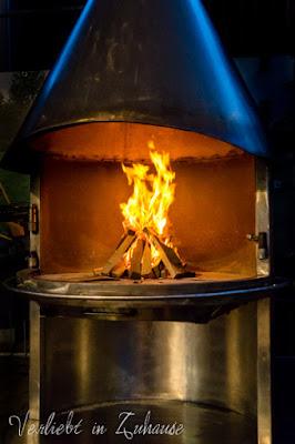 Grillseminar Steingrobe selbstgebauter Outdoor Kamin