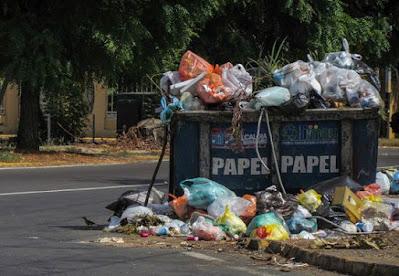 Origen contaminación plásticos