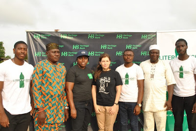 Heritage Bank Backs Global Movement For Affordable Solar Electricity In Lagos