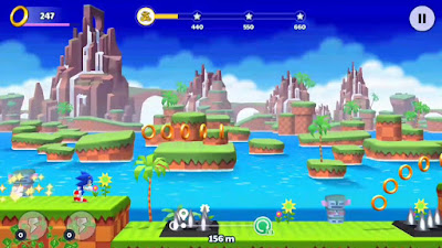 Sonic Runners Adventure Mod