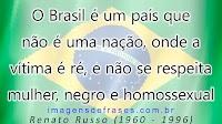 Pensamentos e Frases sobre o Brasil