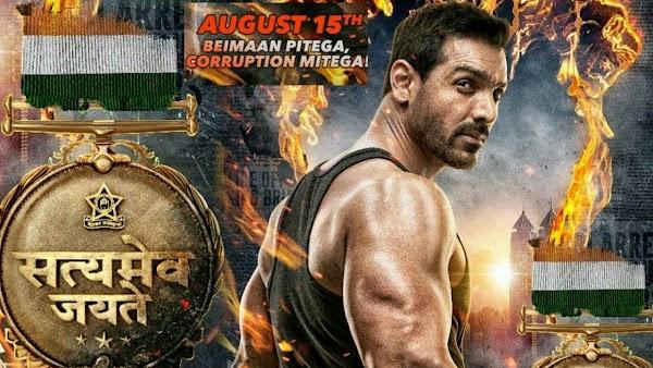 John Abraham's Satyameva Jayate 2nd Day Box Office Collections