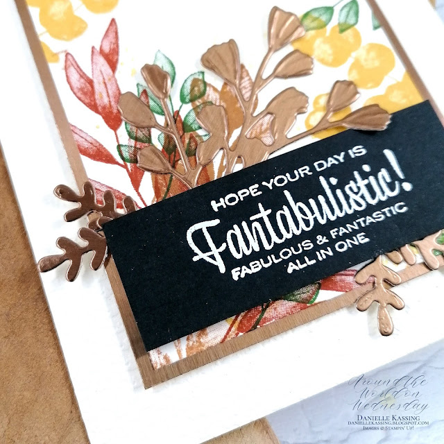 Stampin' Up! Forever Fern