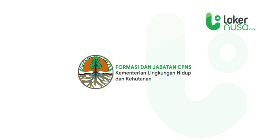 CPNS kementerian lingkungan hidup