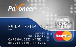 افضل بدائل بنك PayPal,بنك Payoneer,حساب Payoneer,بطاقة Payoneer,