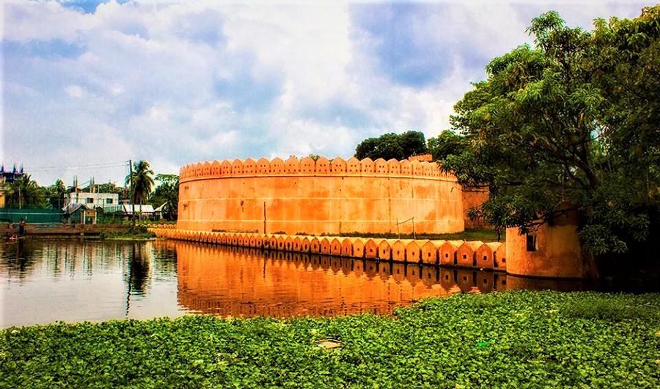 Idrakpur fort Munshiganj