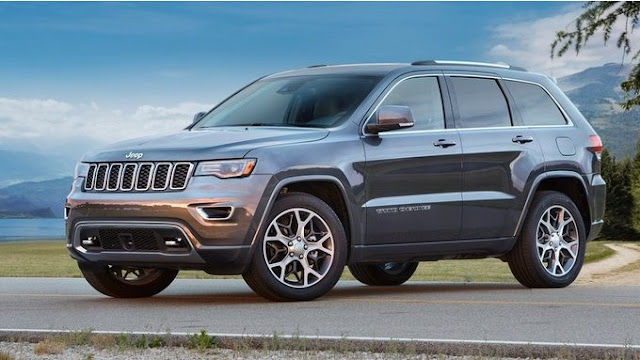 2019 Jeep Grand Cherokee: Redesign, Release Date