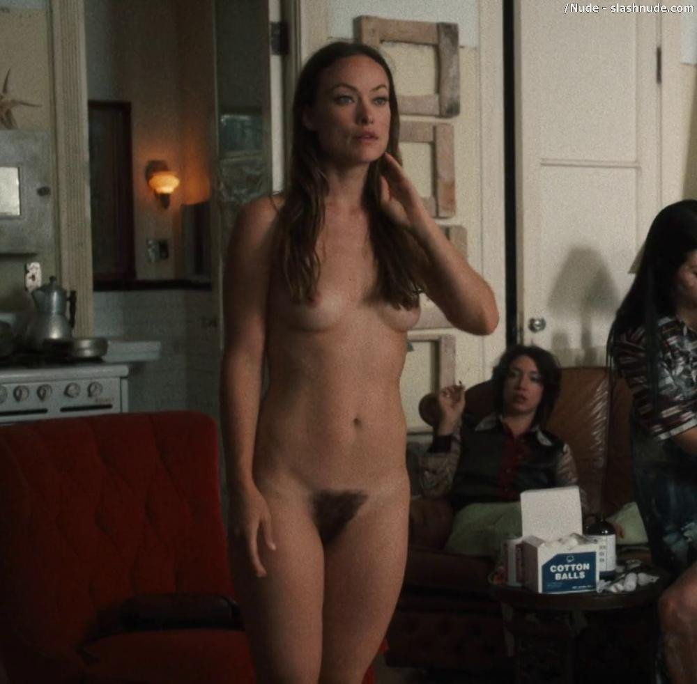Olivia Wilde Naked Video