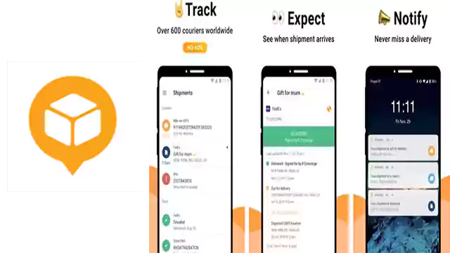 تحميل تطبيق اندرويد AfterShip Package Tracker التسويق عبر الانترنت