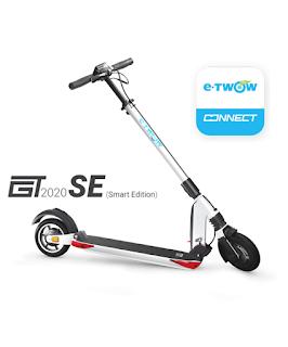 Patinete eléctrico Etwow GT SE