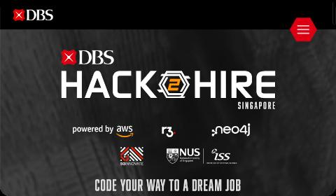 DBS Hack2Hire