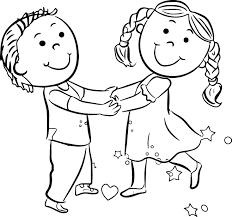 desene de colorat-ziua copilului