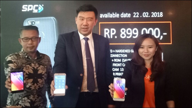Launching SPC L53 Selfie.