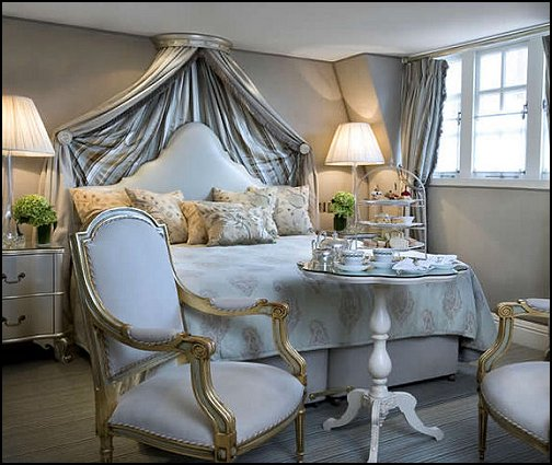 Princess Bedroom Furniture Decorate In The French