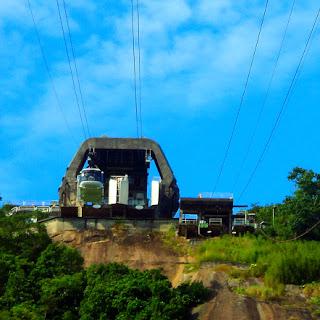 Bondinho no Morro da Urca - Rio de Janeiro