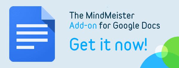 Crea Mapas Mentales desde Google Docs.
