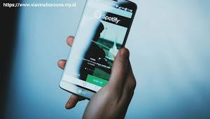 Spotify Diretas.!! 360 Ribu Akun Pengguna Spotify Bocor di Internet