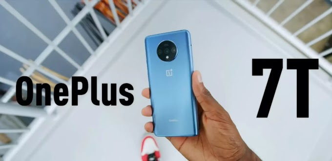 Oneplus 7t specifications and features