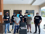 Tiga Pelaku Judi Togel On-line Asal Kembes, Dicengkram Tim Macan Polresta Manado