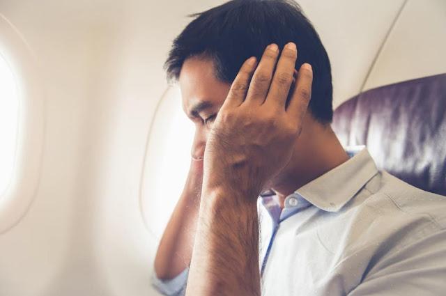 2. Hindarkan Telinga dari Suara Keras
