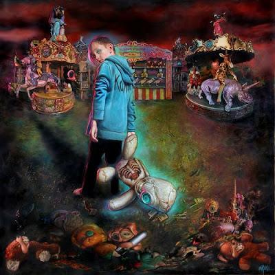 "KORN ""A Different World"" (feat. Corey Taylor)"