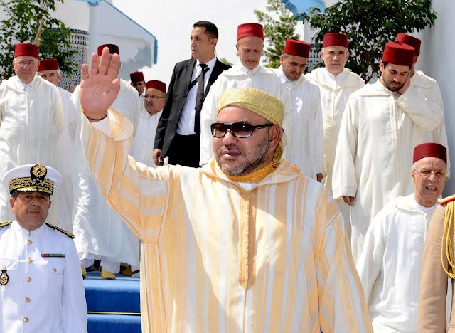 جلالة الملك محمد السادس يأمر وزارة الأوقاف بفتح المساجد المغلقة