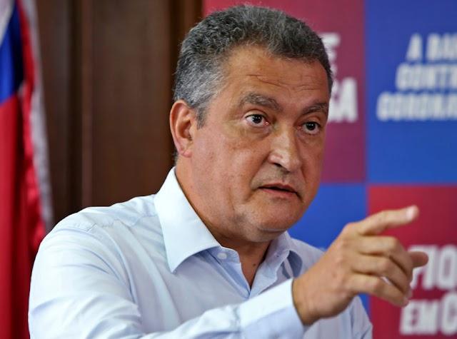 Governador da Bahia prorroga fechamento de atividades não essenciais por 48h e estende toque de recolher; Jacobina fica de fora