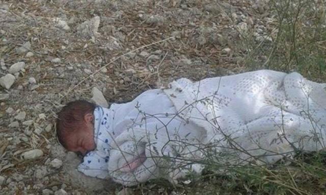 سجنان : راعي يعثر على رضيع حديث الولادة في الواد