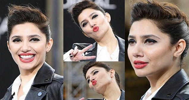 Mahira Khan Actress of Pakistan become a Boy