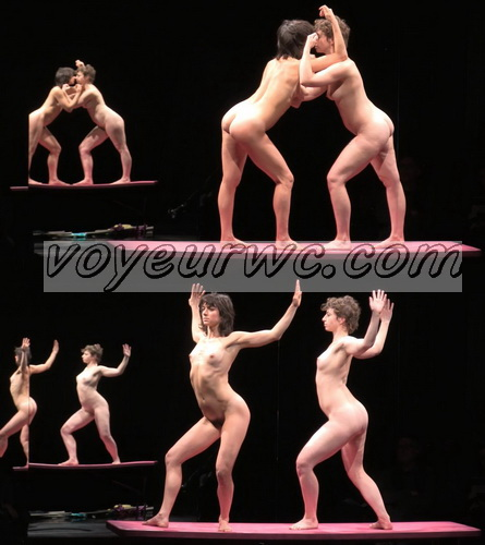 The best nude performance art, Naked Movement, Naked Dance Choreography. Nude Practice (Naked Theater 12)
