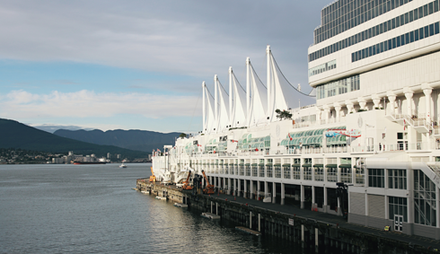 Canada Place Vancouver BC
