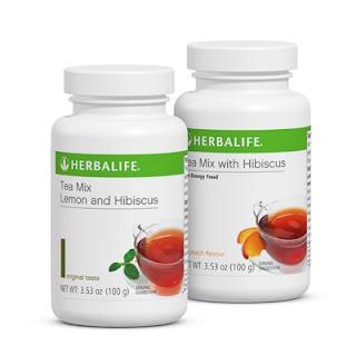 herbalife tea mix