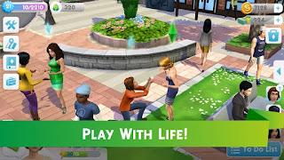 Download The Sims Mobile v17.0.2.78246 Mod Apk Terbaru (Mod Money)
