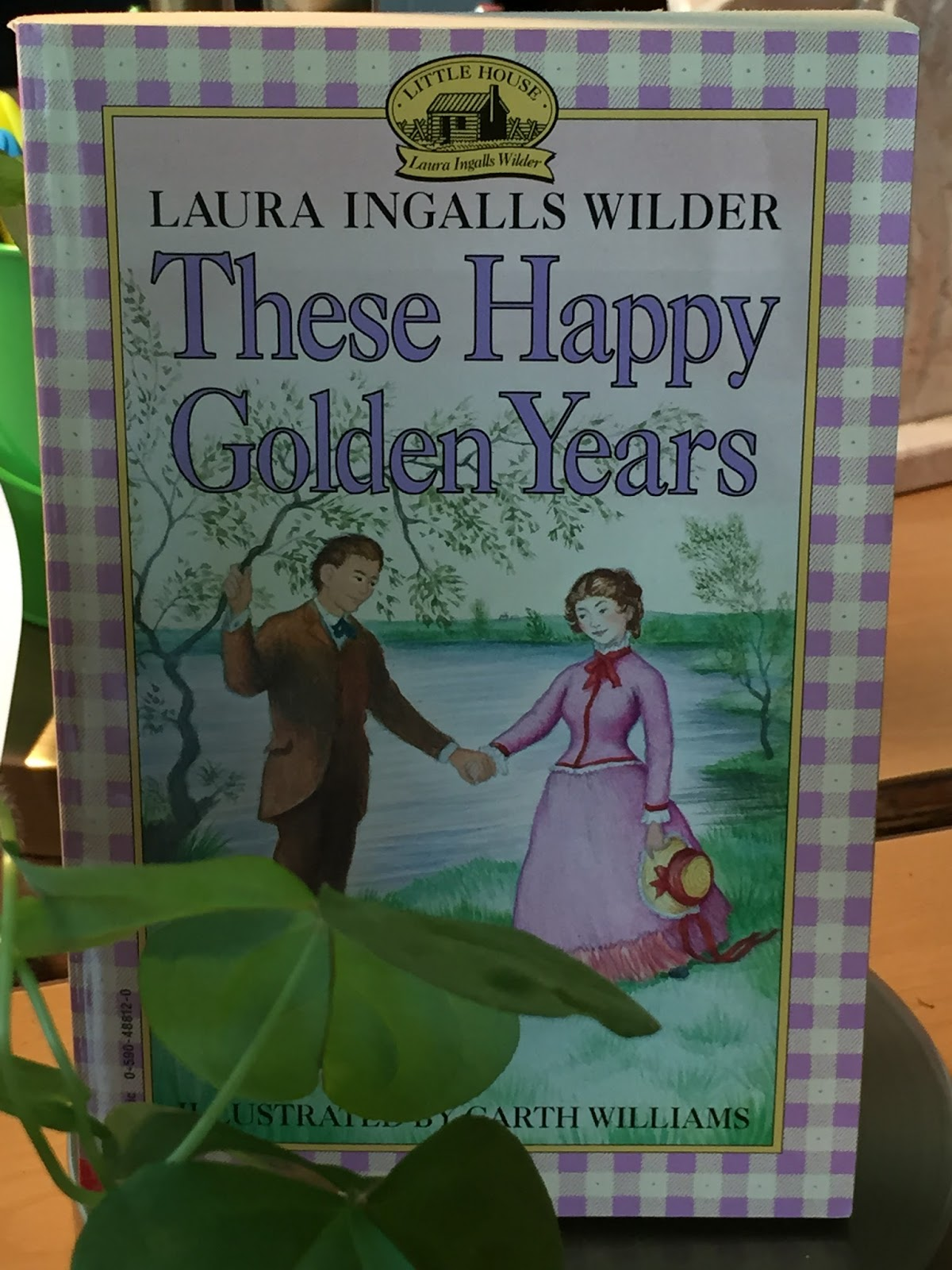 News from hobbiton the comfy curl up books of childhood for Laura ingalls wilder wedding dress