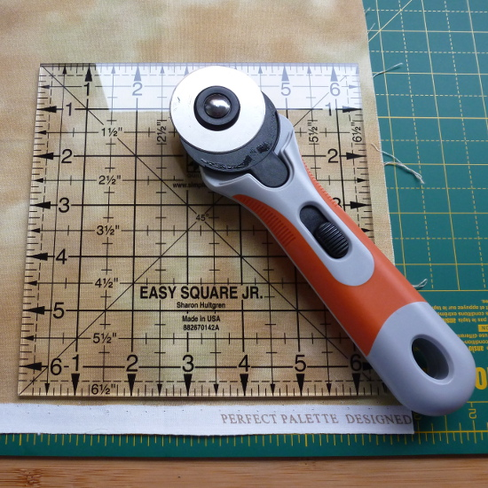 self-healing cutting mat rotary cutter square quilting ruler template