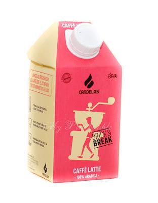 Candelas café con leche