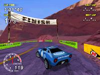 Arcade Racing Legends Screenshot