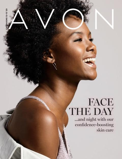 AVON Brochure Online Campaign 12 & 13 2020 - Face The Day.