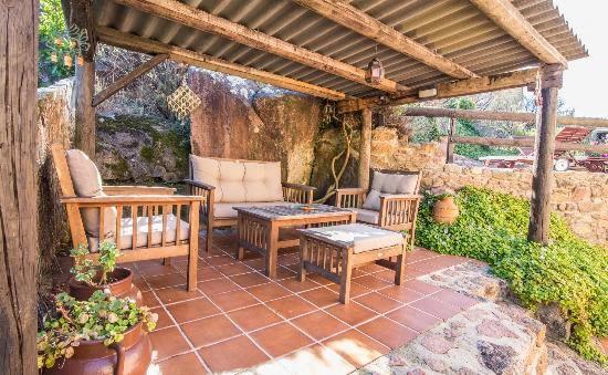 Decoratelacasa blog de decoraci n como decorar la - Terrazas de madera rusticas ...