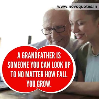 Missing Grand Parents Memory Quotes