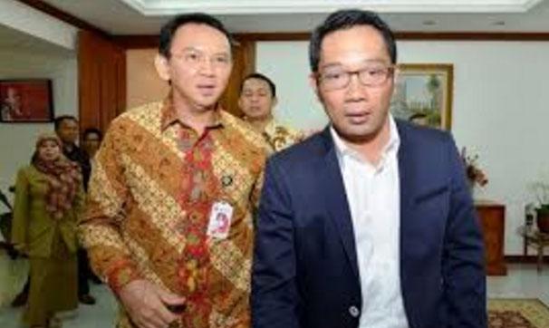PDIP,Golkar tak Dukung RK, Uchok: Itu Strategi Politik, Takut Kalah Kaya Ahok