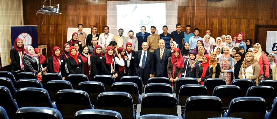 إنطلاق ثاني ندوات عصر التكنولوجيا الحيوية المصري «EBES» تحت عنوان «تطورات الزراعة الحيوية»