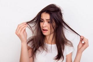 Tips merawat rambut bercabang