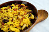 Saffron Rice with Nuts and Dried Fruit