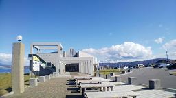 きれいな道の駅(上ノ国)