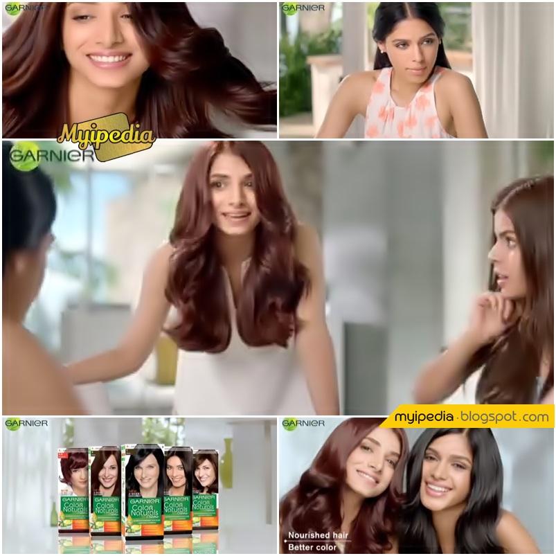 Garnier Color Natural Nurished Hair Better Color Tvc 2016 Video