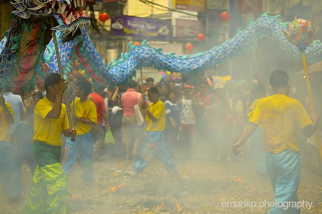 CHINATOWN PHOTOWALK 2016: Dragon Dancers 1