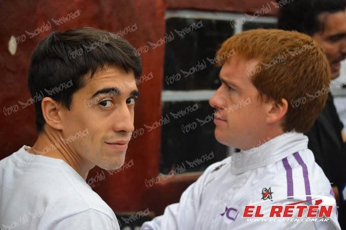 FACUNDO Y ESTEBAN ANDRADE SE PREPARAN PARA DEBUTAR EN EL TC2000 DEL ATLÁNTICO