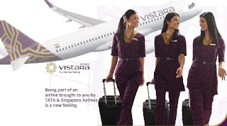 Vistar Airline Job Recruitment Apply now vacancy at airvistara,com