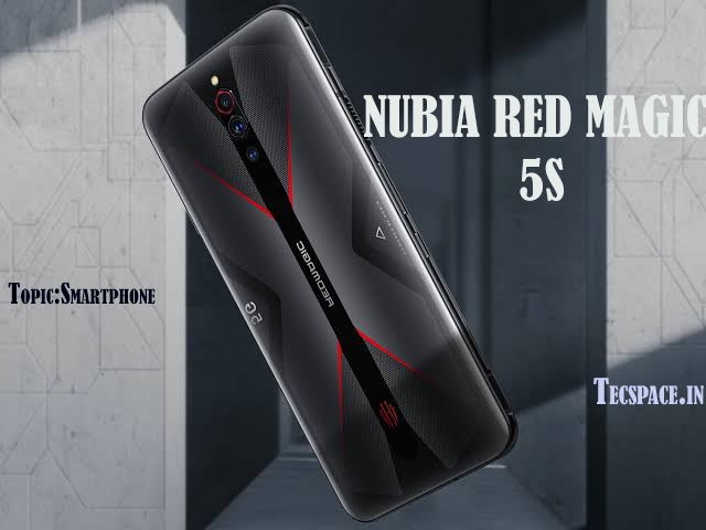 NUBIA RED MAGIC 5S Gaming Smartphone with Qualcomm Snapdragon 865 Plus